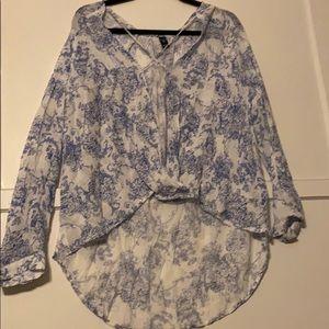 Windsor blouse